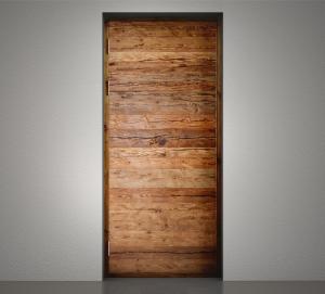 Taaskasutatud puidust uks - Mudel AW/D/01