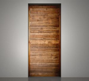 Taaskasutatud puidust uks - Mudel AW/D/03