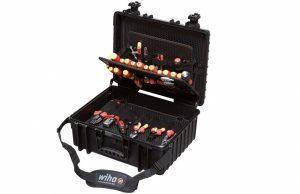 VDE-Tööriistakohver 80-osaline Wiha