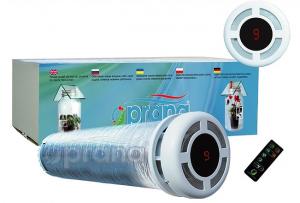Efektiivne PRANA-200C soojustagastiga ventilatsiooniseade