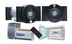 Prana soojustagastiga ventilatsiooniseadmed