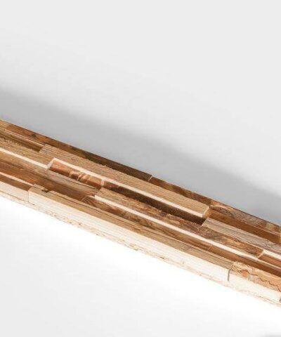 Naturaalsest puidust seinapaneel INCOGNITO