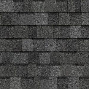 Bituumensindel katus - Estate Gray