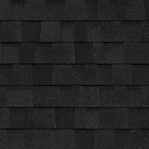 Bituumensindel katus - Onyx Black
