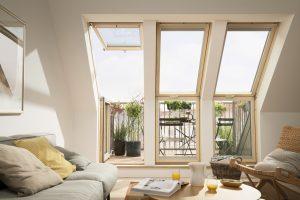 VELUX Premium katuseaknad