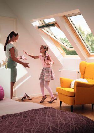 VELUX Standard katuseaknad