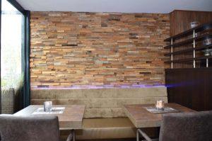 Dekoratiive puidust seinapaneel BALI