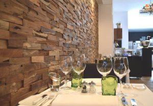 Dekoratiivne puidust seinapaneel SUMATRA
