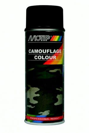Maskeerimisvärv CAMOUFLAGE RAL 8027 400ml aerosool