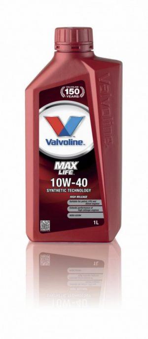 Mootoriõli MAXLIFE 10W40 1L