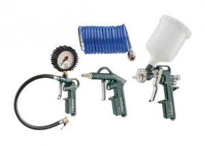 Pneumotööriistade komplekt LPZ 4 Set