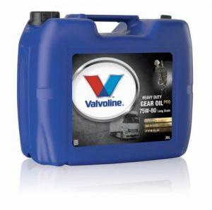 Transmissiooniõli HD GEAR OIL PRO 75W80 LD 20L
