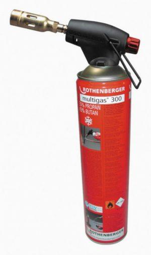 gaasipõleti kmpl ROFIRE 1750/730C koos Multigas 300