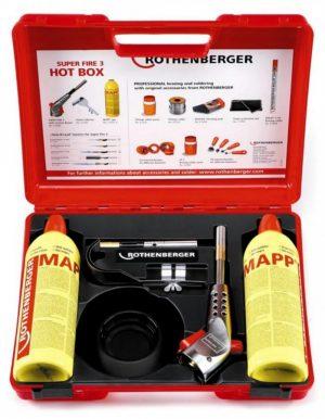 gaasipõleti kmpl SUPER FIRE 3 HOT BOX MAPP