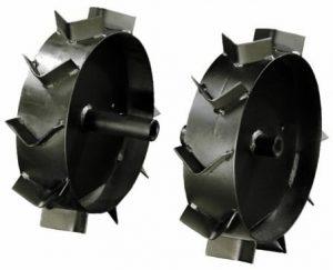 metallrattad mullafreesile T/380