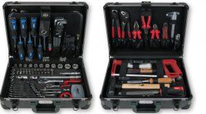 """1/4"""" + 1/2""""  tööriista kompl"""