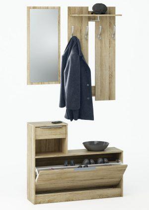 Esikukomplekt Clothhangers 140871.