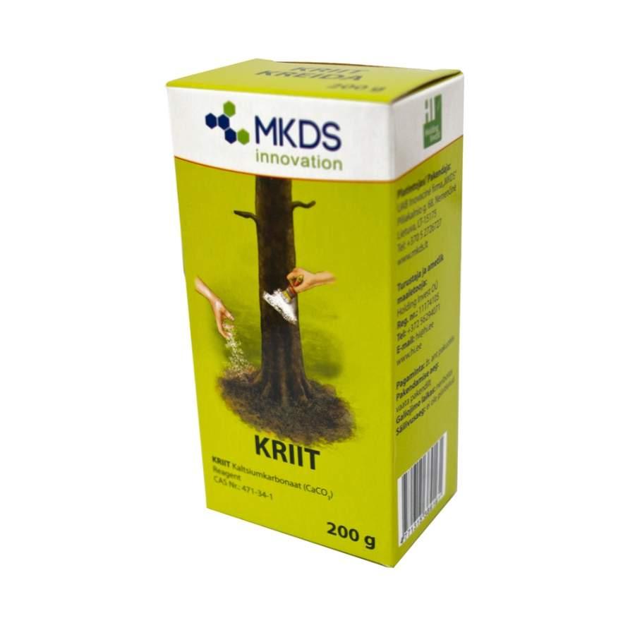0f24be5f9c4 MKDS Kriit 200gr | Lubiväetised ja viljapuude tüvevalgendajad | PATMAR