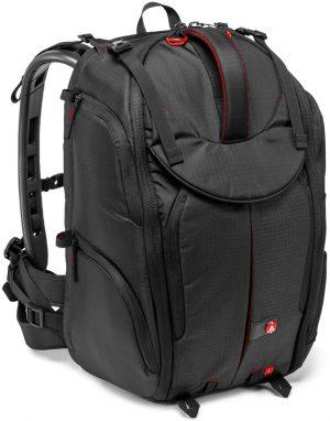 Manfrotto seljakott Pro Light Video Backpack, must (MB PL-PV-410)