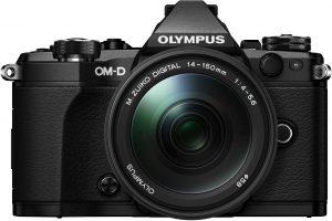 Olympus OM-D E-M5 Mark II + 14-150mm II Kit, must