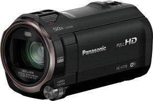 Panasonic HC-V770, must
