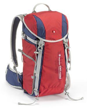 Manfrotto seljakott Hiker 20L, punane