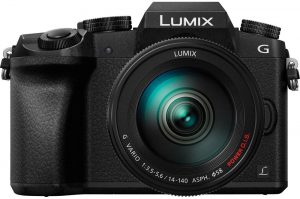 Panasonic Lumix DMC-G7 + 14-140mm Kit, must
