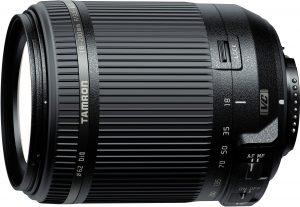 Tamron 18-200mm f/3.5-6.3 DI II VC objektiiv Nikonile