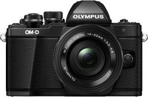 Olympus OM-D E-M10 Mark II + 14-42mm EZ Kit, must