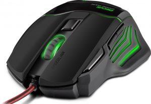Speedlink hiir Decus Limited Edition, must (SL-6397-BKBK)