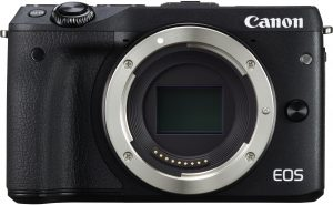 Canon EOS M3 kere, must