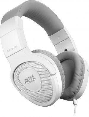 Speedlink kõrvaklapid + mikrofon Medusa Street XE, valge (SL-870000-WEGY)