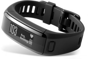 Garmin nutivõru Vivosmart HR Regular, must