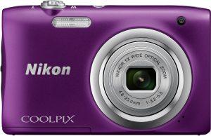 Nikon Coolpix A100, lilla