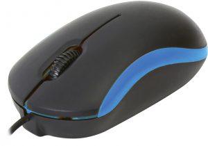 Omega hiir OM-07 Optical V2, sinine