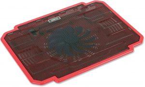 Omega sülearvuti jahutusalus Ice Box, punane