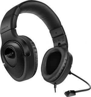 Speedlink kõrvaklapid + mikrofon Medusa XE (SL-8782-BK-01)