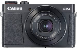 Canon PowerShot G9 X Mark II, must