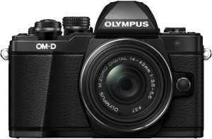 Olympus OM-D E-M10 Mark II + 14-42mm II R Kit, must