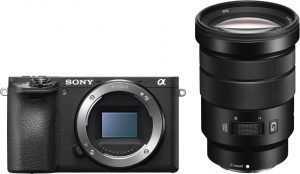 Sony a6500 + 18-105mm Kit, must