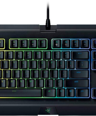 Razer klaviatuur Blackwidow Chroma V2 US (Orange Switches)