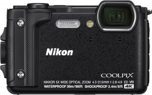 Nikon Coolpix W300, must