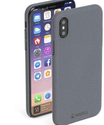 Krusell kaitseümbris Sandby iPhone X, hall