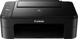 Canon kõik-ühes printer PIXMA TS3150, must