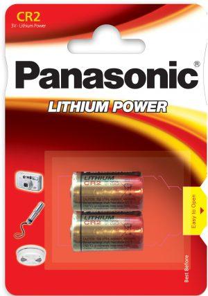 Panasonic patarei CR2/2B