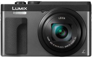 Panasonic Lumix DMC-TZ90, hõbedane