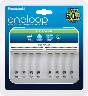 Panasonic eneloop laadija BQ-CC63E