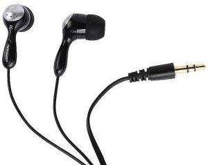 Vivanco kõrvaklapid URX210, must/hõbe (32224)