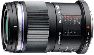 M.Zuiko Digital ED 60mm f/2.8 Macro objektiiv
