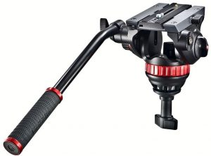 Manfrotto videopea MVH502A
